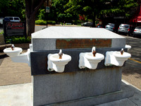 Mineral Water Fountains