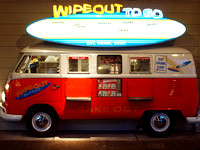 VW Bus Seafood Joint