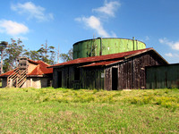 Disused Pump House - Mana Road