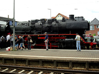 Historic Steam Engine Coming Through Town