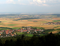 View From Hausberg Tower