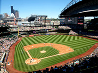 Safeco Field, Home of the Mariners