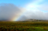 Wind Farm Rainbow