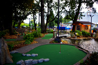 Scenic Miniature Golf