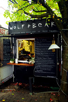 """Wolf & Bear"" Food Cart"